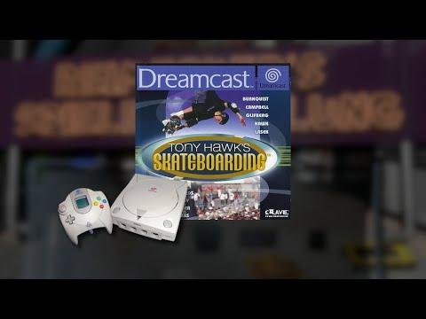 Gameplay : Tony Hawks Skateboarding [Dreamcast]