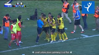 Zakho 1 - 0 Erbil Super League 29/2/2016