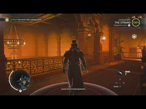 Assassin's Creed Syndicate - Roth Kisses Jacob |