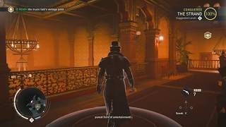 Assassin's Creed Syndicate - Roth Kisses Jacob