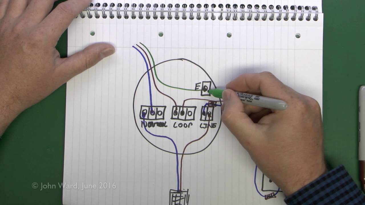 Wiring Diagram Besides House Wiring Circuits Diagram On Lighting