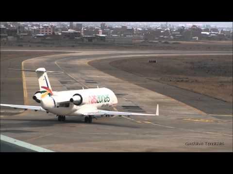 HD / Bombardier CRJ 200 Amaszonas