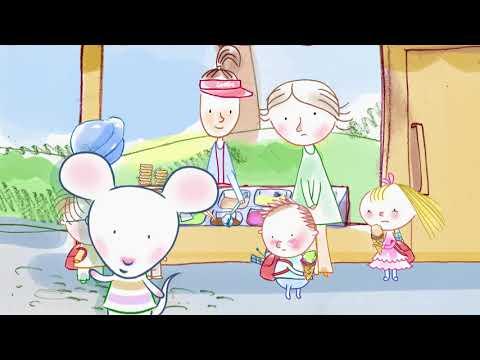 Myszka w Paski | Świat pieniedzy | Co to są pieniadze? | bajki dla dzieci MiniMini+