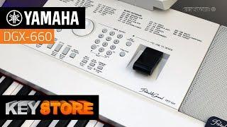 yamaha dgx 660 ekipa key store na musikmesse 2016