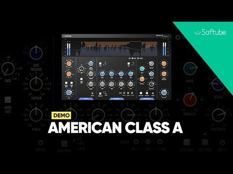 American Class A Demo – Softube