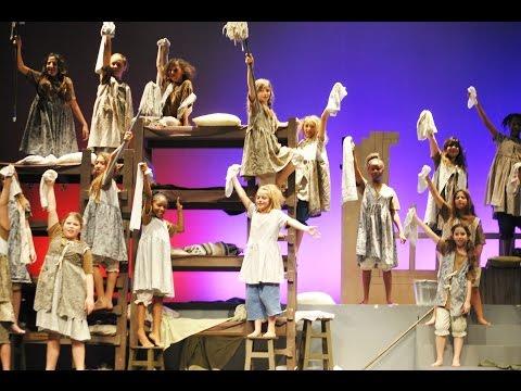 Annie - Hats Off To Broadway! Sigonella MHS