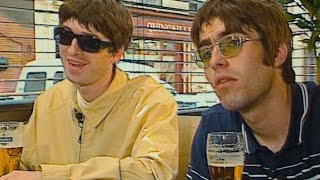 "Oasis: Supersonic Documentary Clip:  ""Bad Reputation"""