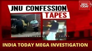 India Today Unmasks ABVP Students Behind JNU Mob Attack | JNU Confession Tapes
