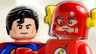 The Fabulous Misadventures of Lego Flash