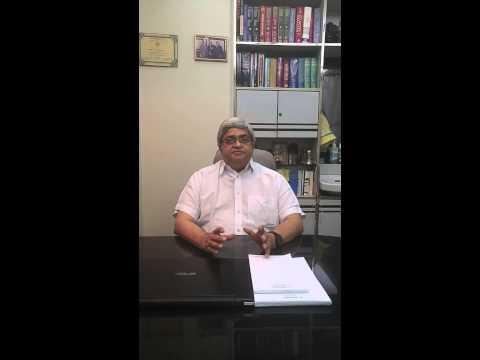Dr. Bhoroskar, Secretary, Diabetic Association of India