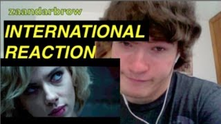 LUCY International Trailer REACTION!