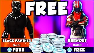 HOW to EARN FREE V-BUCKS on Fortnite Battle Royale! UNLOCK *NEW* SKINS for FREE on Fortnite!