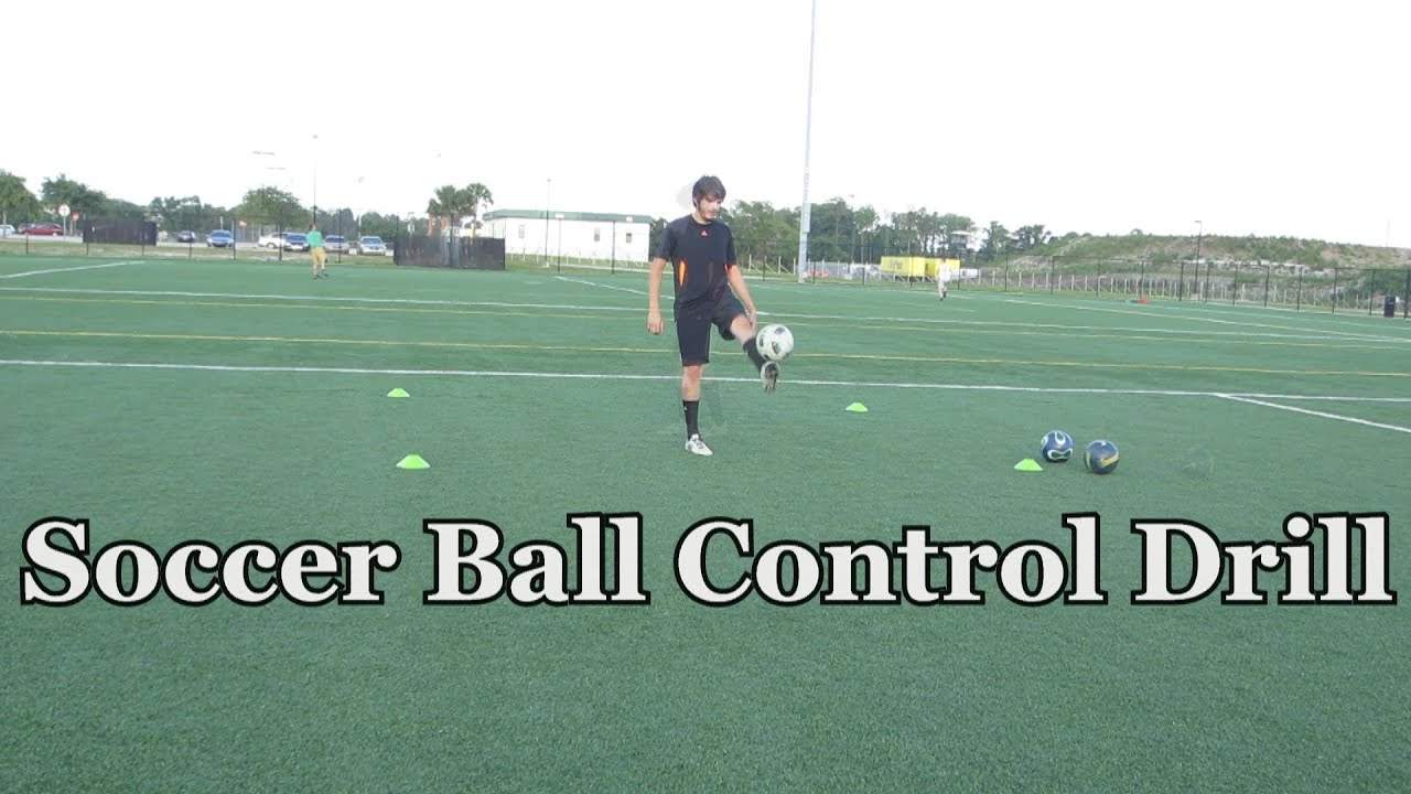 Soccer-Ball Drill/Effective Ways to Increase Stamina for Football: