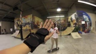 Video Girls Skate Vlog #10 Training Facility download MP3, 3GP, MP4, WEBM, AVI, FLV November 2017