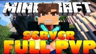 Server full pvp 1.8 rankup/maquinas/spawners/crates/clan