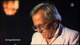 Dieter Hildebrandt - Helmut Kohl: Der Mond ist aufgegangen