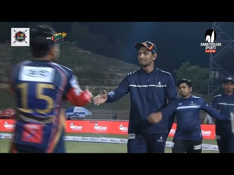 Winning Moments of Chittagong Vikings Against Khulna Titans || 22nd Match || Edition 6 || BPL 2019
