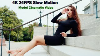 (24FPS) Slow Motion | Downtown…