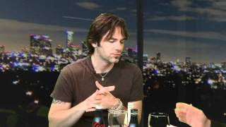 """Twilight"" Star Billy Burke Talks About His Acting and Music"