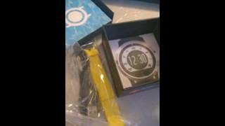 smartwatch f69 makibes gearbesta monitor heartbeat review espaol