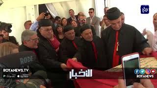 الكاردينال الماروني مار بشارة بطرس الراعي يزور المملكة - (25-7-2018)