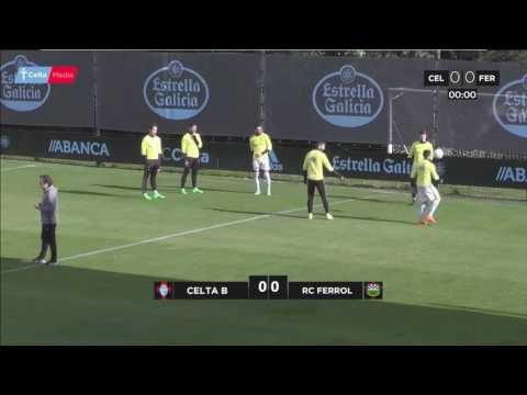 RC Celta de Vigo B - RC FERROL