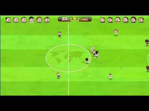 Kopanito All Stars Soccer Lite – game Y8 đá bóng 2 người chơi