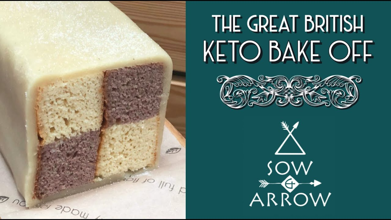 Great British Keto Bake Off: How to have your cake and eat it too.