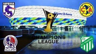 Maiores Campeões da Liga dos Campeões da Concacaf