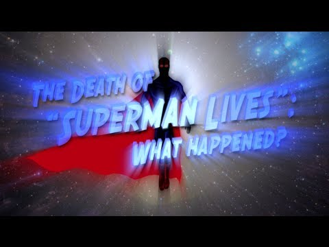 """The Death of Superman Lives: What Happened?"" Teaser Trailer"