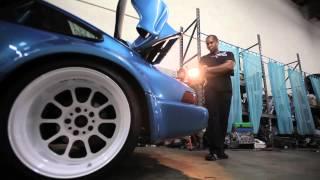 Twin Turbo Porsche 911 -