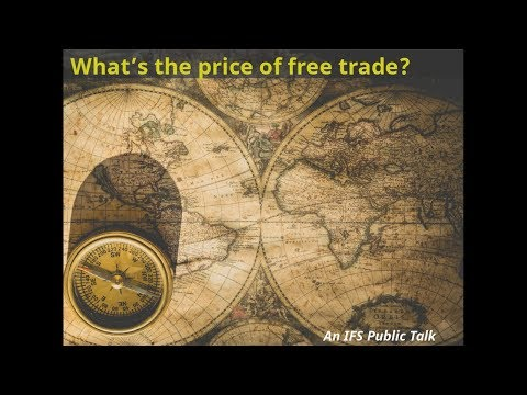 What's the price of free trade?
