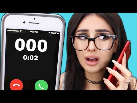 Calling CREEPY Numbers You SHOULD NEVER CALL (3AM CHALLENGE)