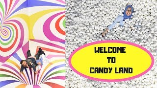 CandyTopia  | Candy Land | Happy Place | New York City