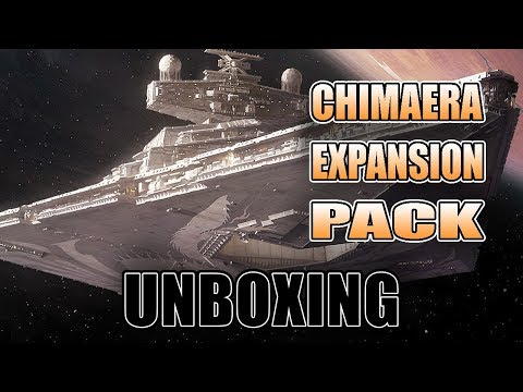 Chimaera Armada Wave 7 Unboxing & REVIEW