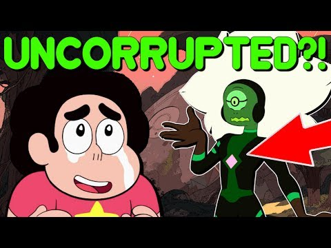 CENTIPEETLE UNCORRUPTED BY STEVEN?!- Steven Universe Theory & Speculation