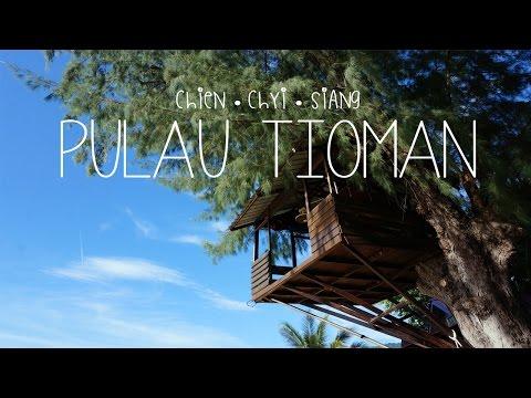Pulau Tioman 2016 MALAYSIA | Tekek