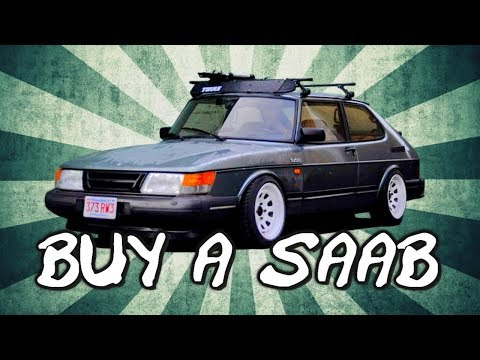 4 Reasons Why You Should Buy a Saab