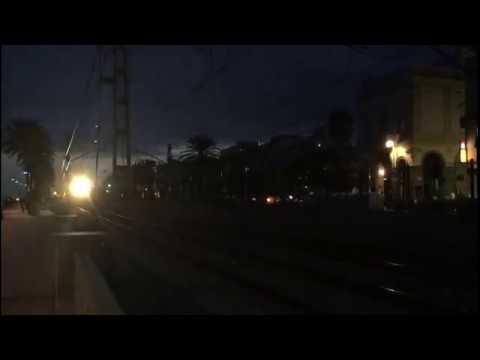 RENFE - Tren nocturno linea Barcelona - Girona pasando por Vilassar