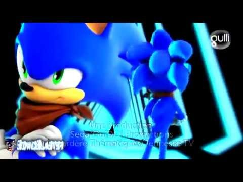 Sonic Boom - Opening (French)