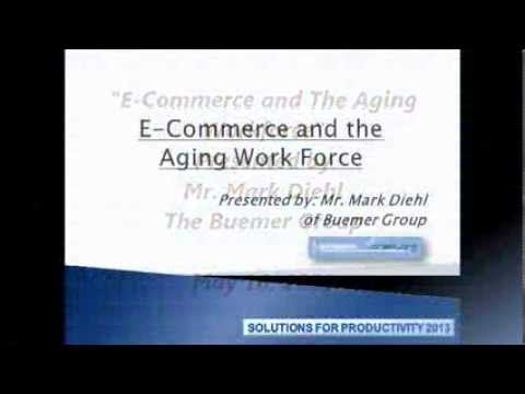 E-Commerce and the Aging Work Force