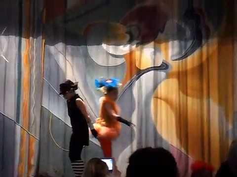 Кот базилио и лиса танец
