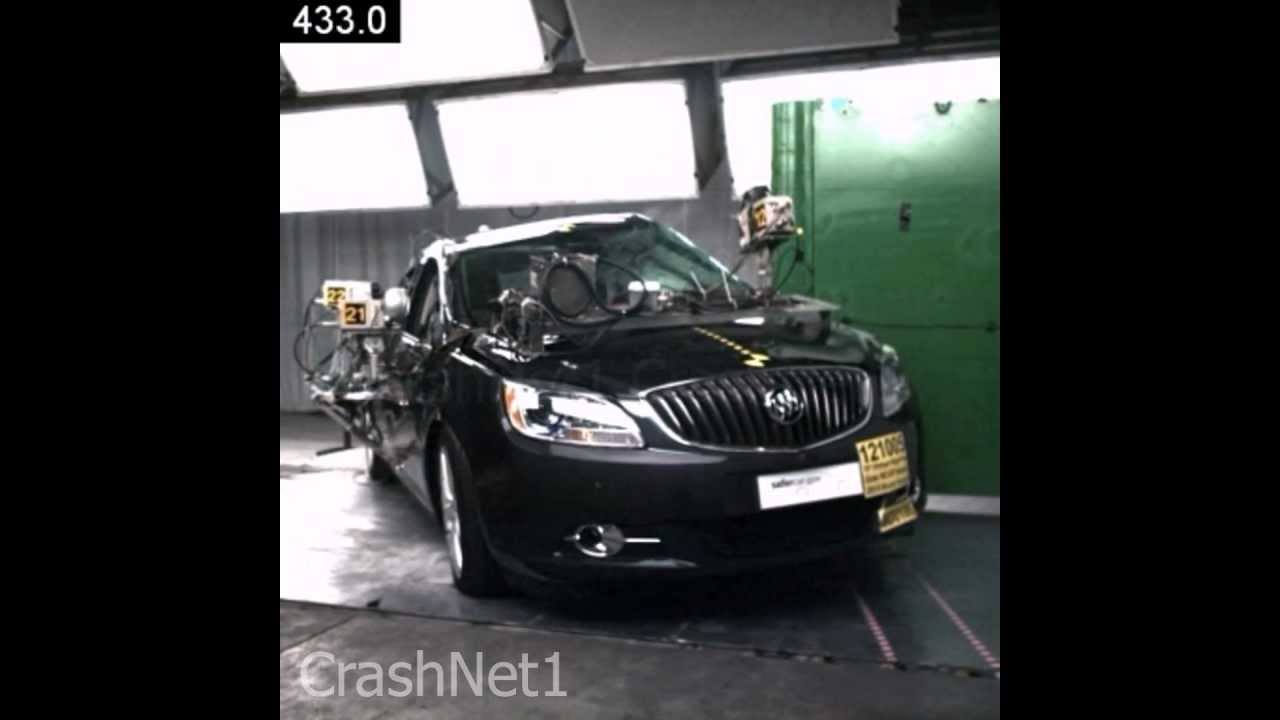 Buick verano opel astra 2013 pole crash test nhtsa crashnet1