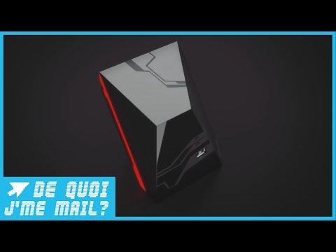 Shadow : le PC Gaming qu'on loue dans le cloud ! DQJMM (2/3)