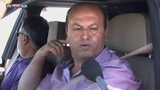 الجيش الإسرائيلي يحاصر دير أبو مشعل
