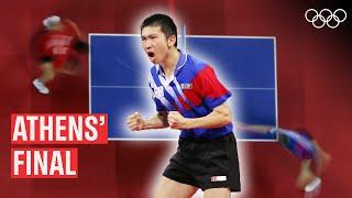 Men's Table Tennis 🏓 Final at Athens 2004