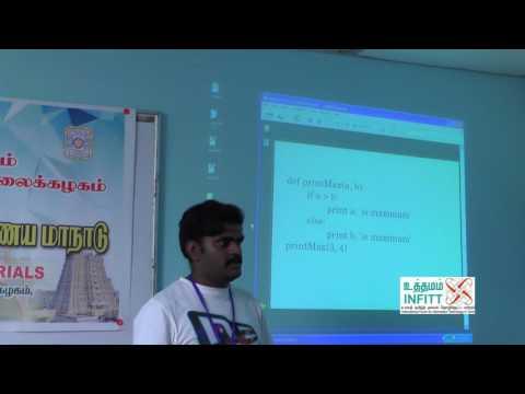 Python Tamil Final