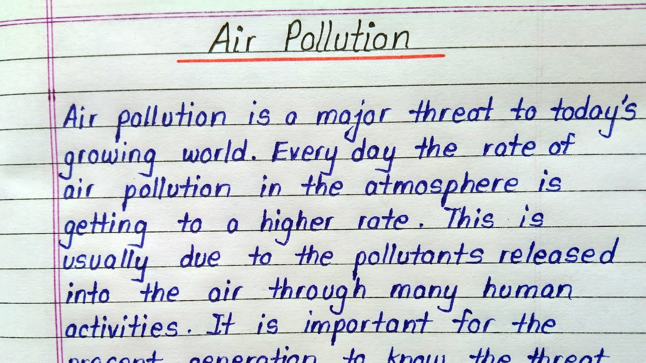 Photo essay about air pollution cheap critical essay ghostwriting services uk