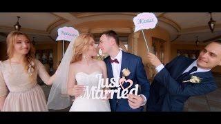 Свадьба Олега и Кати