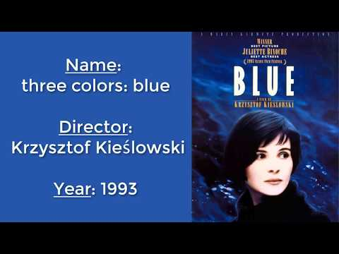 Movie review: Three Colours: Blue (1993)